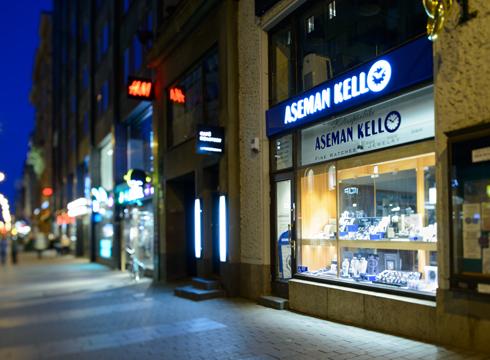Aseman Kello Myymälät - Aseman Kello 704733d34b