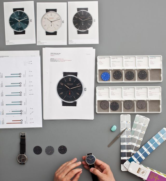 Day 5 / 7 days of NOMOS Glashütte.  Through out history every succesful brand has always seeked to evolve. That is exactly what NOMOS has been doing. Researching and developing new complications from fresh point-of-views for cement the legacy.  Aseman Kello is a Authirized Dealer of NOMOS Glashütte.  Image Copyright: NOMOS Glashütte. @nomos_glashuette #nomos #madeingermany #watchmanufacture #tangente #tangentesport #tangenteupdate #watchdesign #asemankello